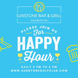 Copy of Copy of Basic Happy Hour Poster