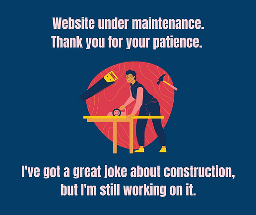 Website under maintenance. Thank you for