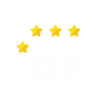 Refreshed logo white - yellow (for websi