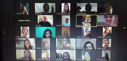 Aula Marketing - Turma Estética - 20/01/2021