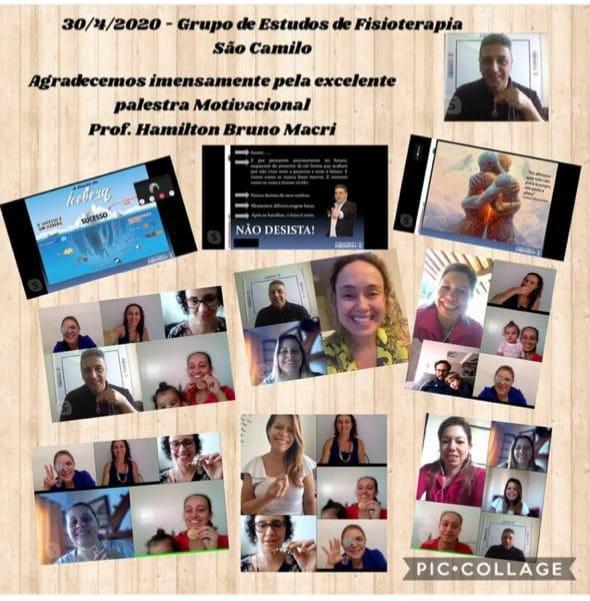 Palestra - Motivacional - 30/04/2020