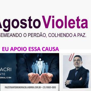 AGOSTO VIOLETA