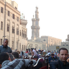 Bazaar of Khan El Khalilli