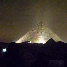 Sound & Light Show, Cairo