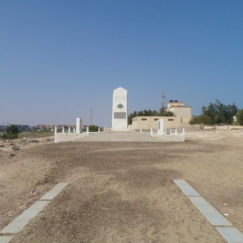 War Cemetery, El Alamein
