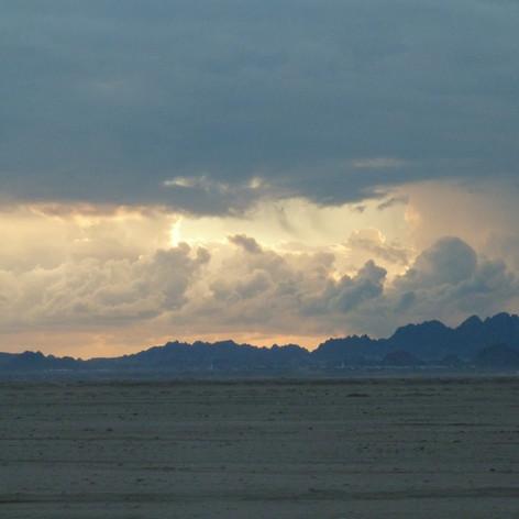 Sharm El Sheikh desert