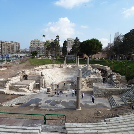 Roman Theatre, Alexandria