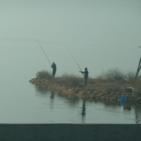 Fishing on the Mediterranean