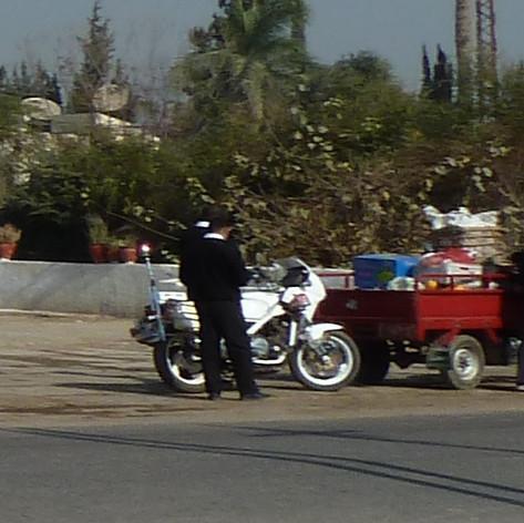 Police Harassment of Fruit Seller