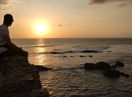 Day thirteen: Historical Galle Fort and turtle hatchery centre