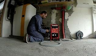 désembouage radiateur et plancher chauffant Barcelonnette Action Pro Chauffage