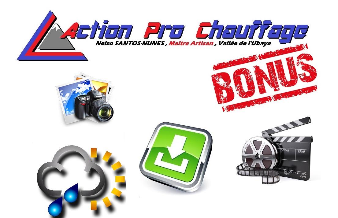 Bonus Action Pro Chauffage