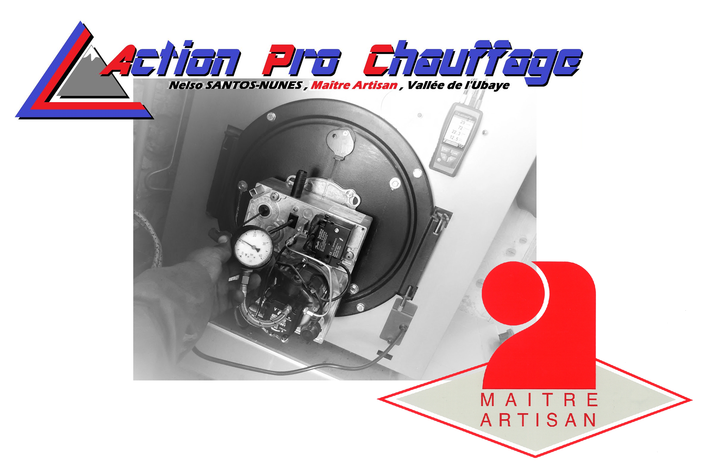 Action Pro Chauffage, Maître Artisan