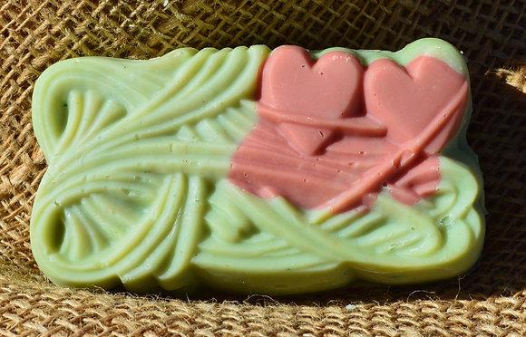 Two Hearts Face & Body Soap Juniper Breeze