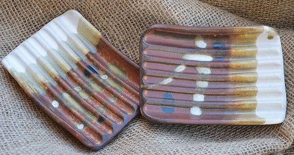 Earth Tones Soap Dish