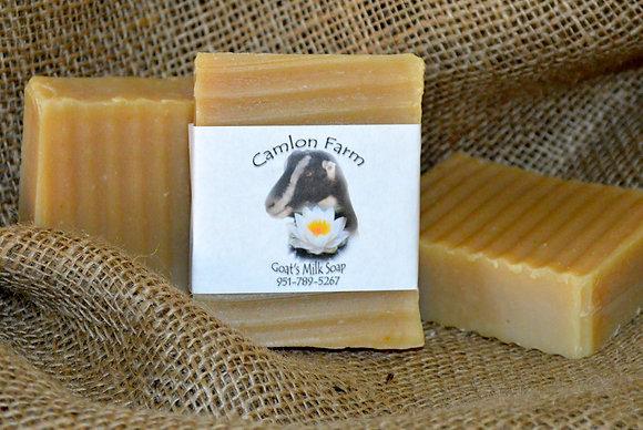 Coconut Citrus Face & Body Soap
