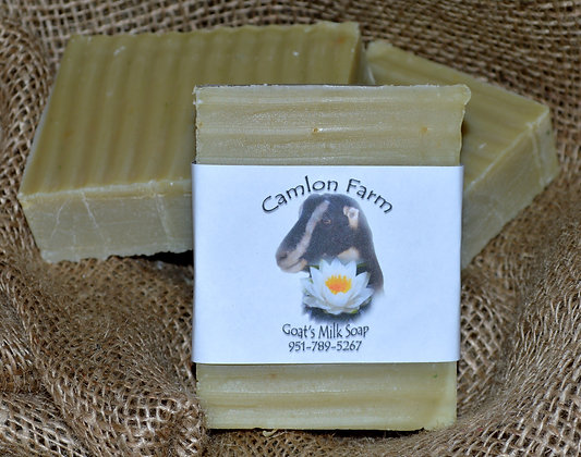 Rosemary, Peppermint & Tea Tree Face & Body Soap