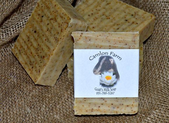 Rosemary & Lavender Tea Face & Body Soap