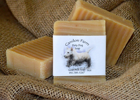 Dirty Dog Soap Lavender (Shampoo Bar for Pets)