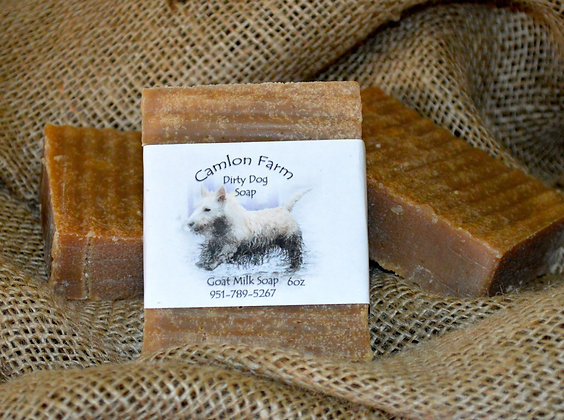 Dirty Dog Soap Sensitive Skin
