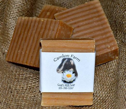 Oatmeal, Milk,Honey Face & Body Soap Fragrance