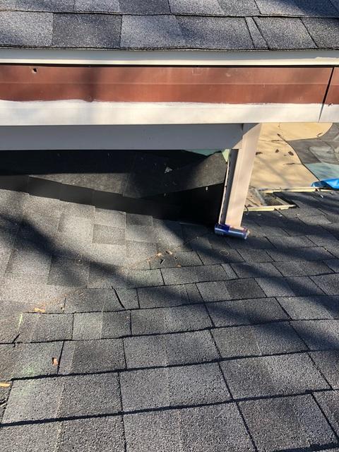 Kalamazoo MI Roofing Moire Black 18