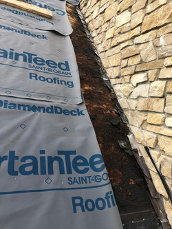 Kalamazoo Pewter Roof Replacement 36