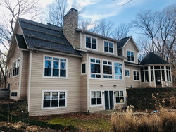 Kalamazoo Pewter Roof Replacement 26
