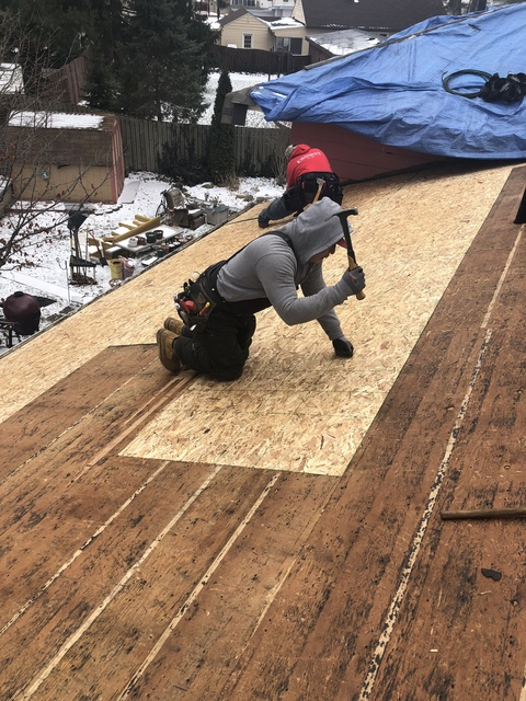 Kalamazoo Roofing Weathered Wood 34
