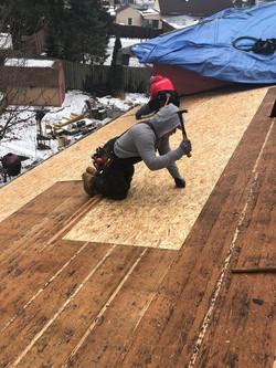 Kalamazoo Roofing Weathered Wood 34