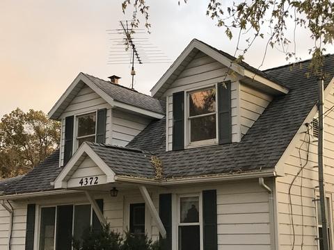 Kalamazoo MI Roofing Moire Black 40