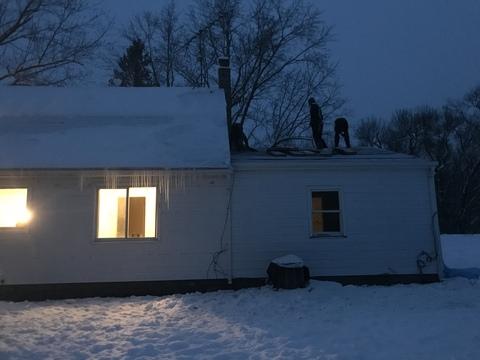 Kalamazoo MI Roofing Moire Black 51