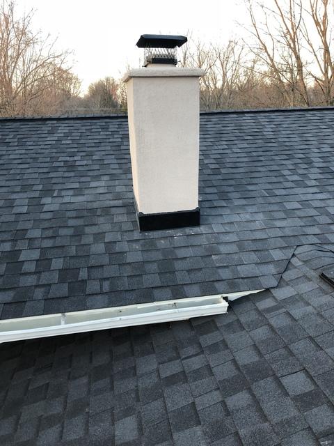 Kalamazoo MI Roofing Moire Black 11
