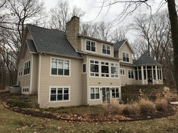 Kalamazoo Pewter Roof Replacement 24