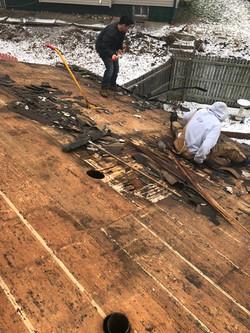 Kalamazoo Roofing Weathered Wood 33