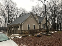 Kalamazoo Pewter Roof Replacement 7