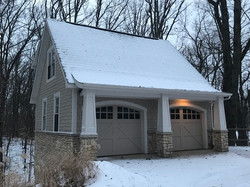 Kalamazoo Pewter Roof Replacement 2