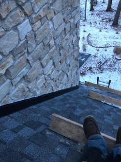 Kalamazoo Pewter Roof Replacement 40