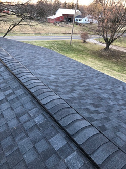 Kalamazoo MI Roofing Moire Black 13