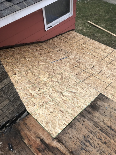 Kalamazoo Roofing Weathered Wood 18
