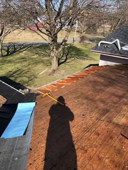 Kalamazoo MI Roofing Moire Black 22