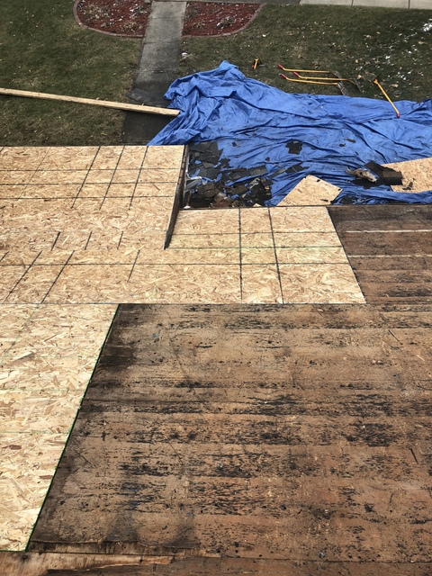 Kalamazoo Roofing Weathered Wood 19
