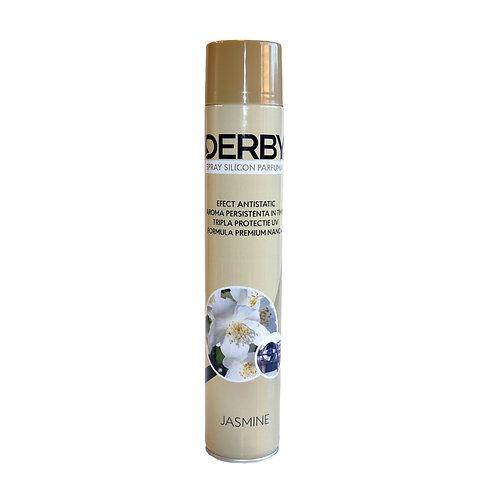 Spray cu silicon parfumat pentru bord Iasomie 750 ml DERBY