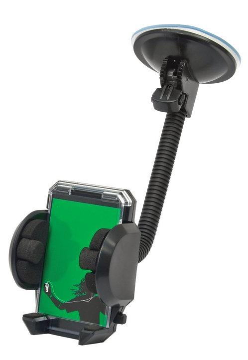 Suport telefon cu ventuza si clema la ventilatie RUNKIT