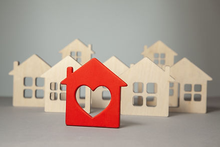Search and selection of homes for purcha