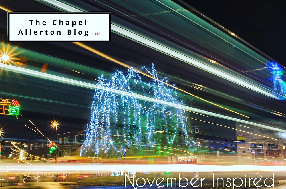 The Chapel Allerton Blog