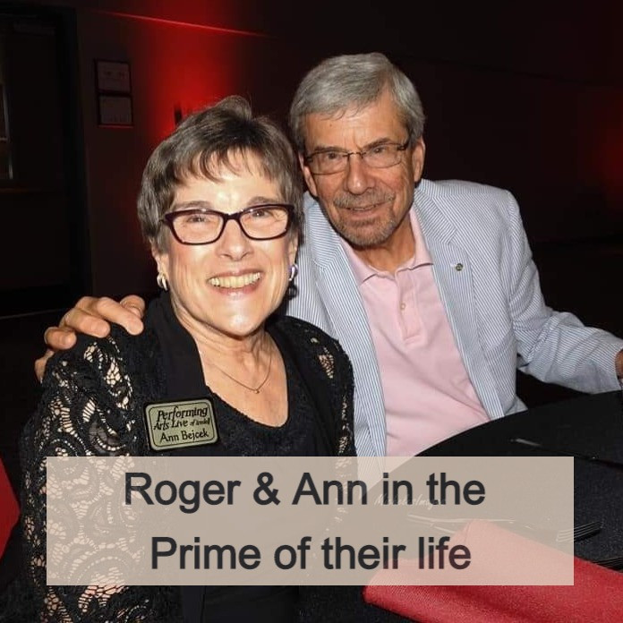Roger and Ann