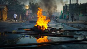 Gewalttätige Konflikte als Auswirkung von Kolonialismus und Klimakrise