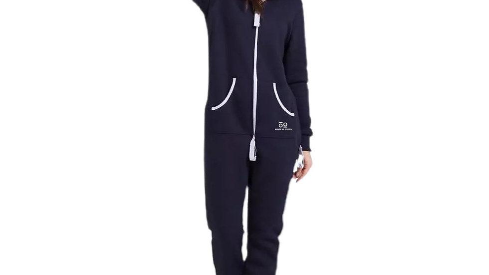 H.0.S Unisex One piece track suit