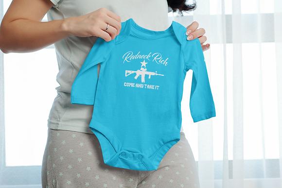 Infant/Children Redneck Rich Unisex Onesies/TShirts